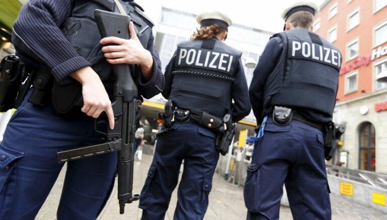 В Германии ранен и ограблен 35-летний гражданин Латвии