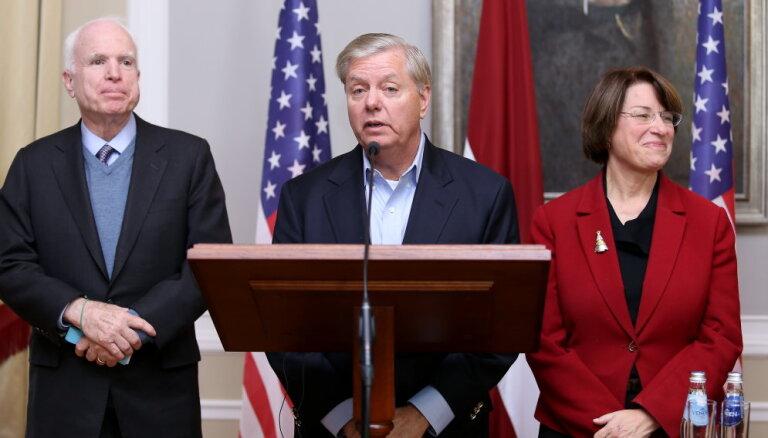 Сенаторы США: для ситуации с безопасностью в регионе нужны единые решения