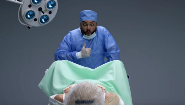 Dīvains samurgojums vai šedevrs: Kirkorova jaunais klips krīt nežēlastībā