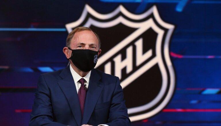 Medijs: NHL un NHLPA jauno sezonu vēlas sākt 13. janvārī