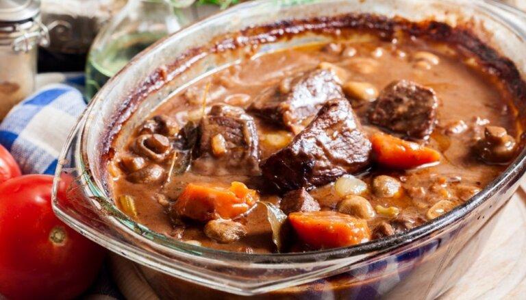 Рагу из говядины: как сделать мясо безупречно мягким и сочным (+коллекция рецептов)