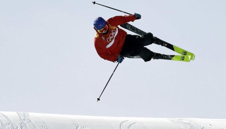 XXIII Ziemas olimpisko spēļu rezultāti frīstaila sloupstailā vīriešiem (18.02.2018.)