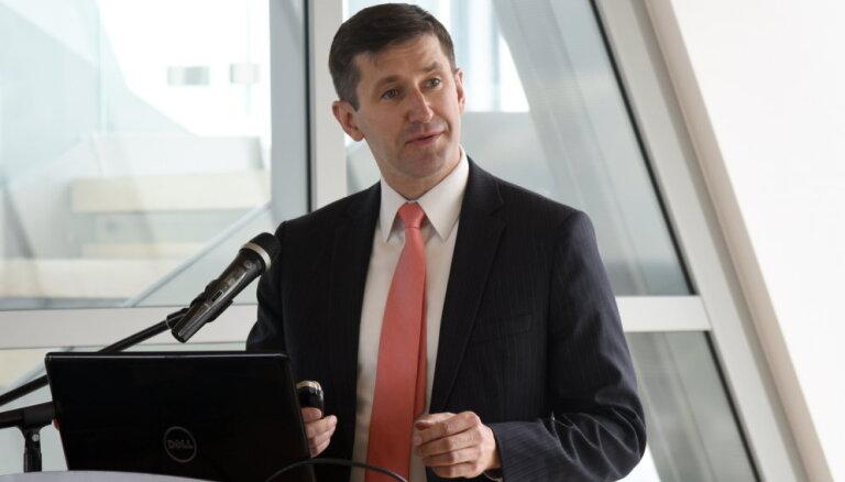 'Saskaņas' pirmais numurs Eiroparlamenta vēlēšanās būs Dombrovskis