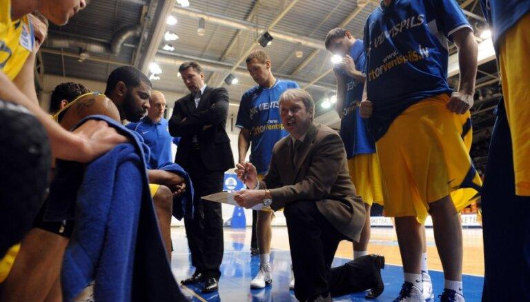 BK 'Ventspils' pārliecinoši uzvar LBL pastarīšus LU