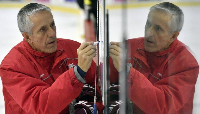 Ja es būtu Bobs Hārtlijs... Būvējam labāko sastāvu, uz ko var cerēt Latvijas hokeja izlase