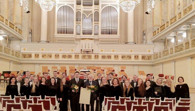 Kamerkoris 'Ave Sol' svinēs 50. gadadienu ar vērienīgiem koncertiem