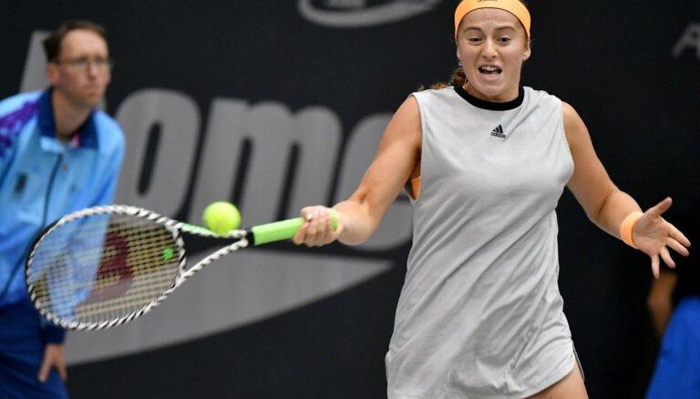 Остапенко в Люксембурге обыграла Блинкову и вышла в финал турнира категории International