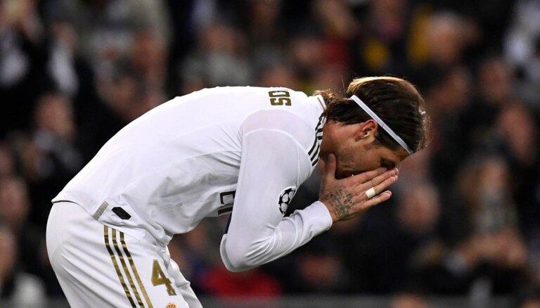 'Real Madrid' par trešdaļu samazinās futbolistu un vadības atalgojumus
