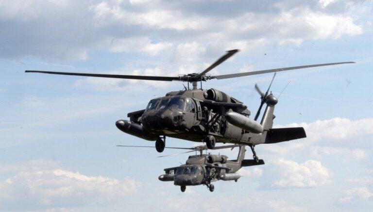 Литва потратит 300 млн евро на покупку у США шести вертолетов Black Hawk