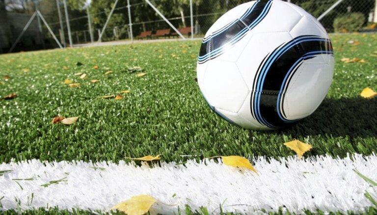 В футбольных клубах высшей лиги Латвии констатированы четыре случая Covid-19