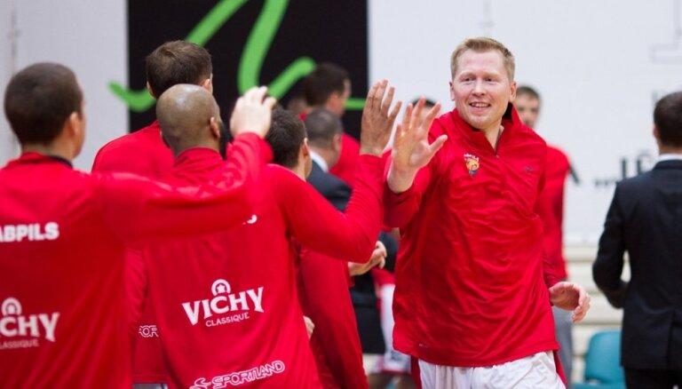 BK 'Jēkabpils' spēles izskaņā izrauj uzvaru pār 'TLU Kalev'