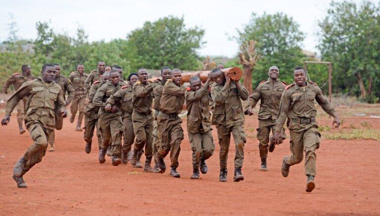 Krievu algotņi Mozambikā izkonkurē vietējās privātās militārās kompānijas