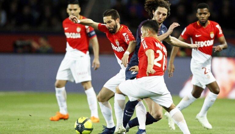 'AS Monaco' fani nepieņem biļešu kompensāciju par smago zaudējumu PSG, paģēr uzvaras atlikušajās spēlēs