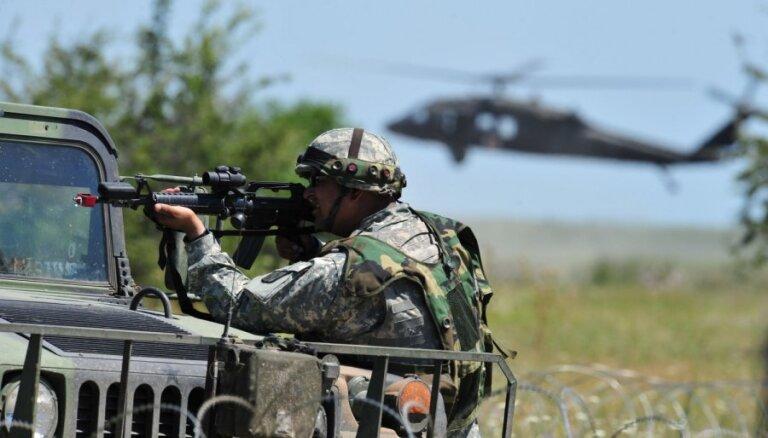 В Ираке обстреляли базу с военными США и Британии. Погибли двое американцев и британец