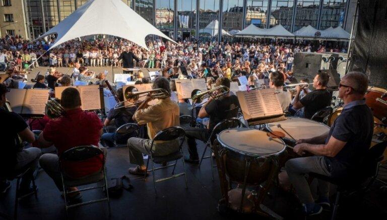 LNSO jauno sezonu iesāks ar bezmaksas koncertu zem klajas debess