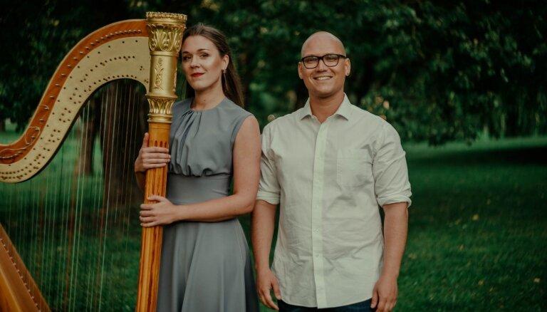Noklausies! Mikus Abaroniņš un Dārta Tisenkopfa ieskaņojuši Kalniņa 'Betas dziesmiņu'