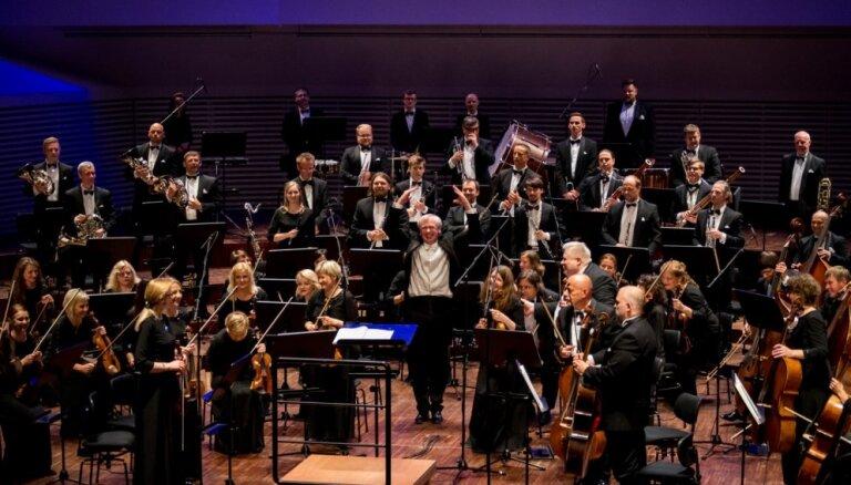 Valmierā koncertēs Liepājas Simfoniskais orķestris