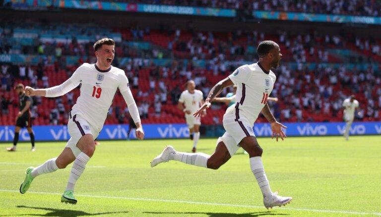 Англия впервые выиграла стартовый матч на ЕВРО, у Австрии — первая победа в истории