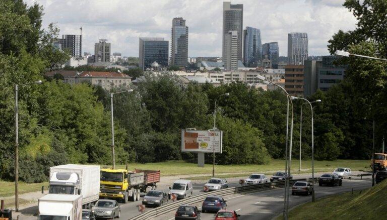 Газета: Вильнюс может стать лидирующей столицей стран Балтии