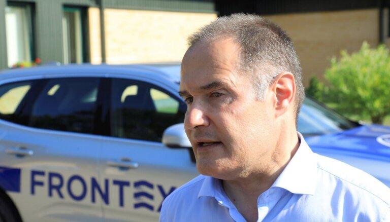 Vēl 60 'Frontex' darbinieki palīdzēs Lietuvai nelegālās migrācijas ierobežošanā