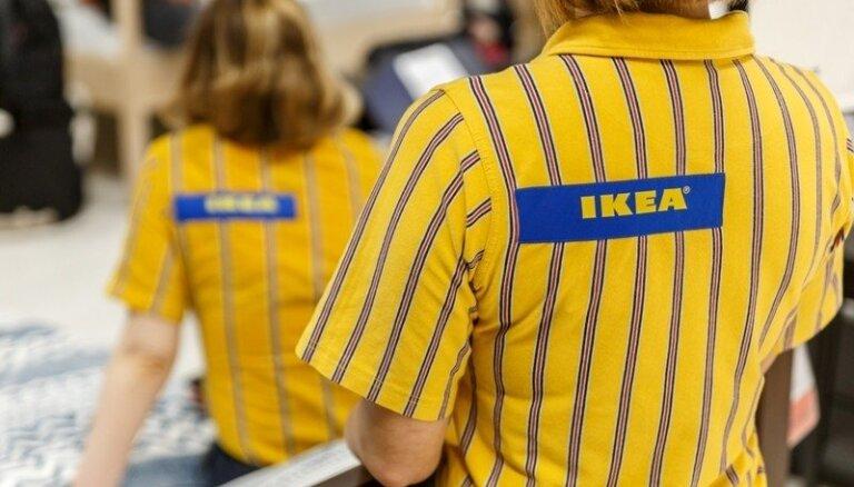 'Ikea' uzsāk interneta veikala atvēršanu