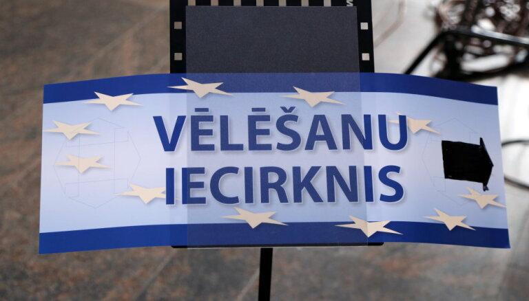 EP vēlēšanās ārvalstīs varēs balsot 45 vēlēšanu iecirkņos
