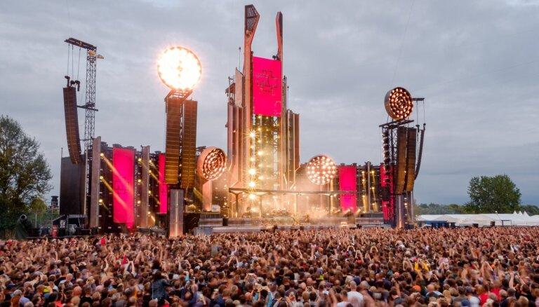 Uz koncertu pēc liesmām – kā 'Rammstein' svilināja Lucavsalu