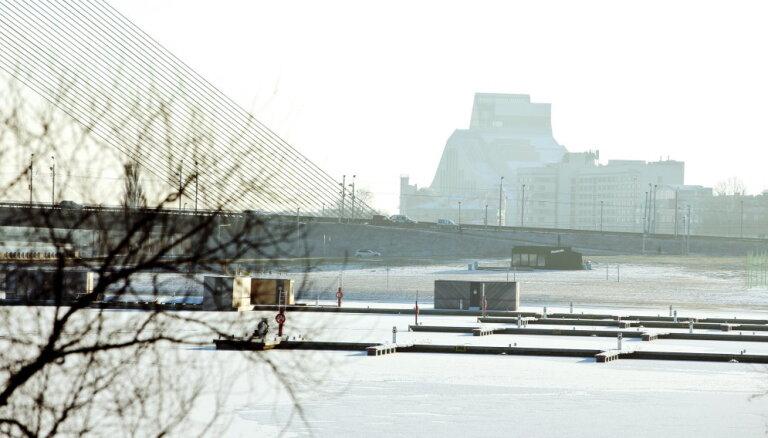 Rīgas ostā rekonstruēs vēsturisko FG dambi pie Ķīpsalas