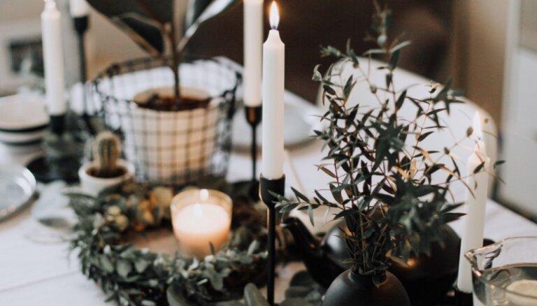 Mājīgums skandināvu stilā: padomi svētku sajūtas ienešanai savā mājoklī
