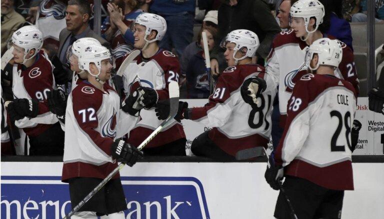 NHL konstatēts trešais Covid-19 saslimšanas gadījums