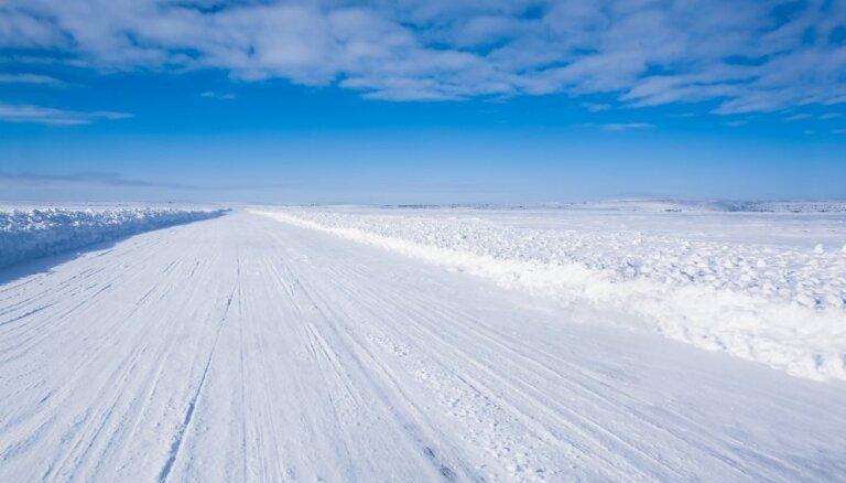 Зима на латвийских дорогах: за сутки в ДТП пострадали 22 человека