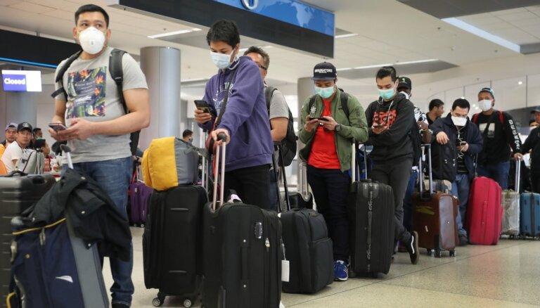 Авиакомпании просят ЕС и США ввести единые программы тестирования на коронавирус
