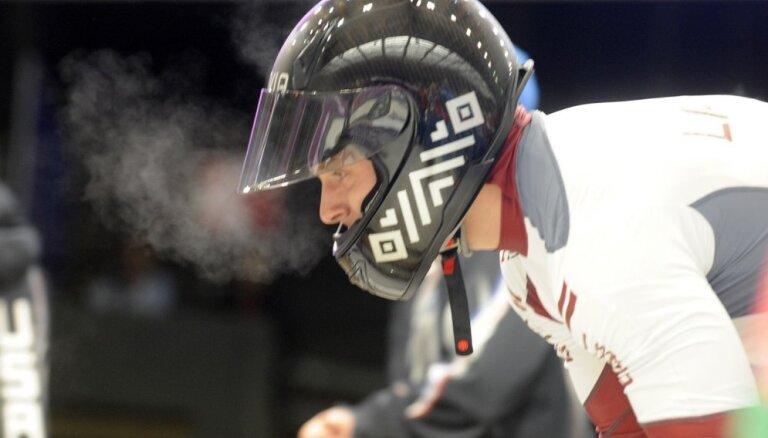 Video: Dreiškenu ģimene stāsta par smagajiem lēmumiem Phjončhanas olimpiādē