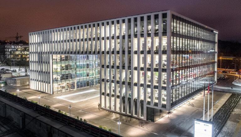 Шведская компания за 128 млн евро покупает офисные здания в Вильнюсе