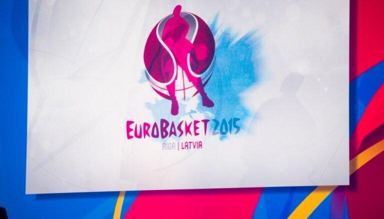 'Eurobasket 2015' biļetes sāks tirgot 11.12 pulksten 11:12