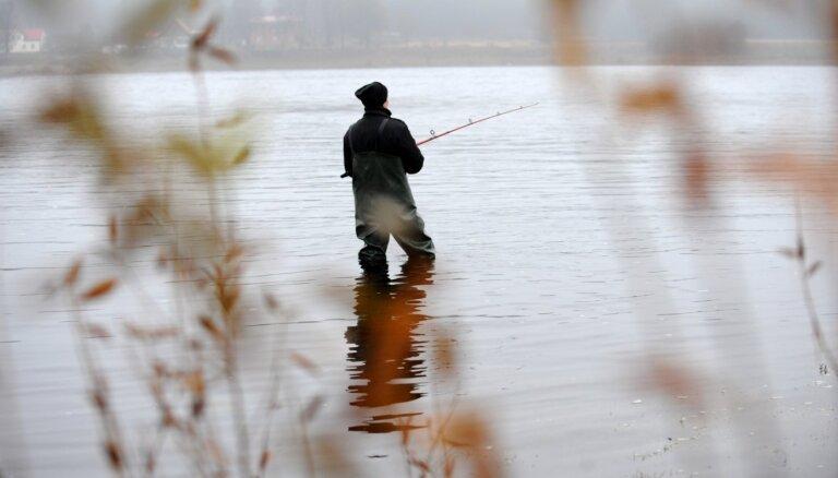Latvijā sākas spiningošanas sezona
