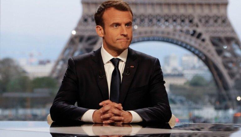 Francija rosina ANO pieņemt jaunu rezolūciju par Sīrijas konflikta atrisinājumu