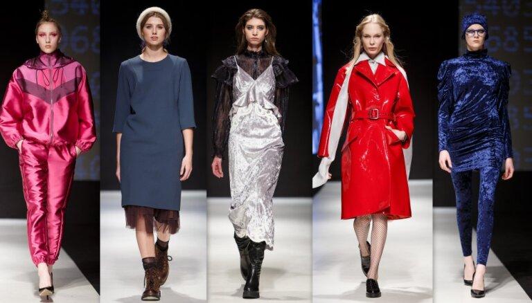 Rīgas modes nedēļas noslēgums: kādas stila tendences paredz piektās dienas dizaineri
