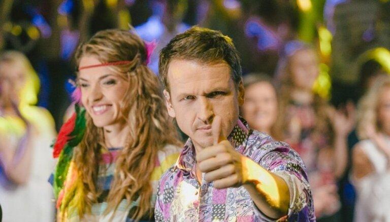 Foto: Krāšņi startē LTV lielā rudens spēle 'Mana dziesma'