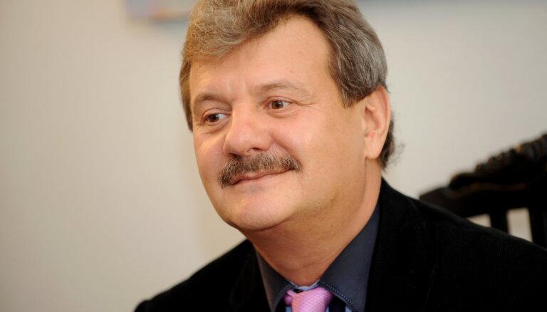 Умер известный латвийский меценат Борис Тетерев