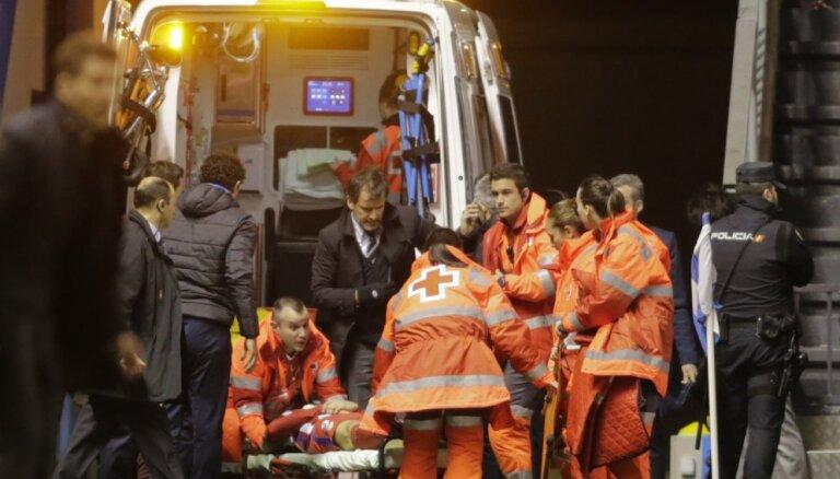 ВИДЕО: Торрес теряет сознание в Ла-Корунье, Гризманн забивает великолепный гол