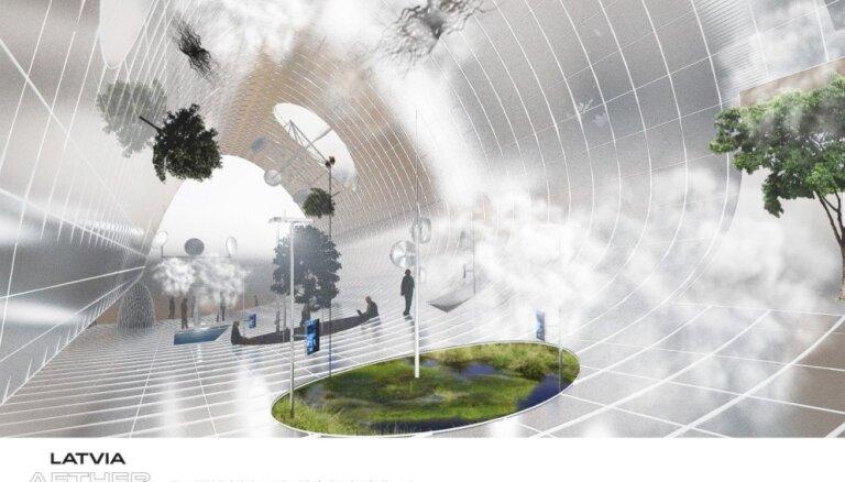 Noskaidrots Dubaijas 'Expo 2020' metu ideju konkursa uzvarētājs