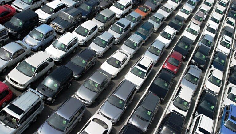 Латвийцы покупают все меньше подержанных авто: топ самых продаваемых марок и моделей