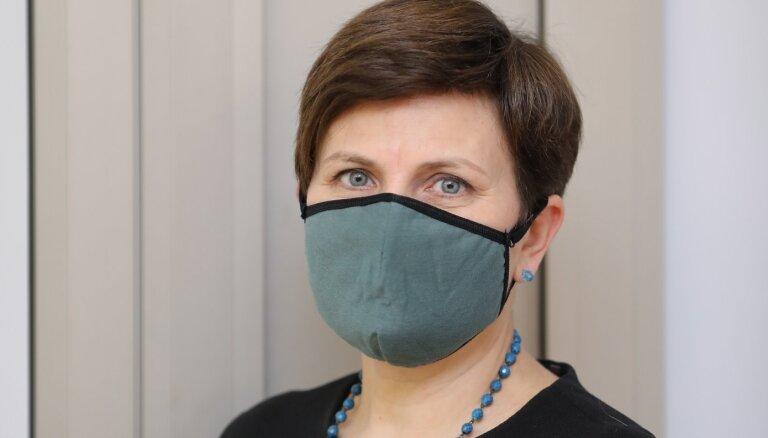 Винькеле: я не знала, что Латвии предлагались дополнительные вакцины