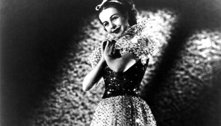101 gada vecumā mirusi Disneja Sniegbaltītes modele Mārdža Čampione