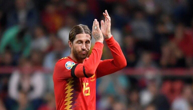 Ramoss atkārto Astafjeva un Kasiljasa rekordu nospēlētajās spēlēs izlasē