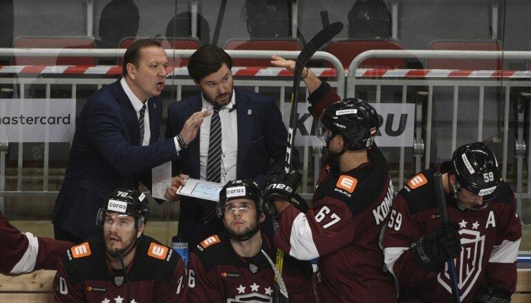 Rīgas 'Dinamo' komandā divi nopietni Covid-19 saslimšanas gadījumi