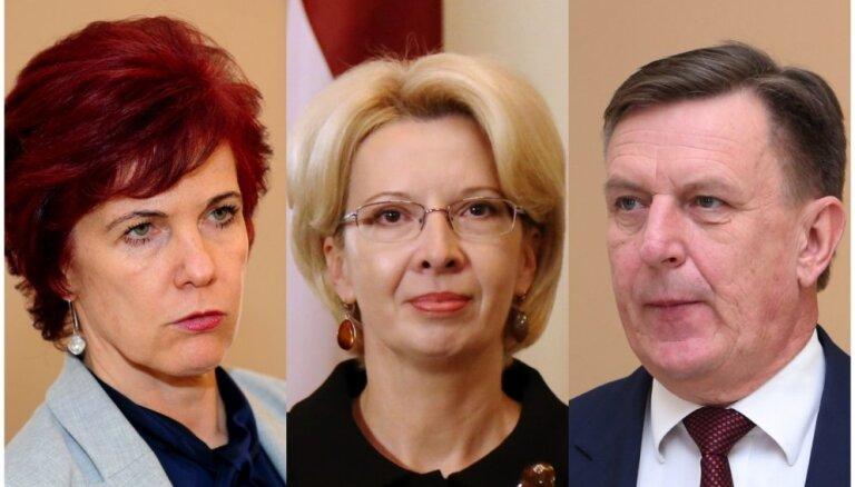 Amatpersonas aicina nekrist panikā – ASV arī turpmāk būs Latvijas stratēģiskais partneris