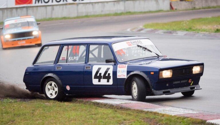 Baltijas autošosejas jaunajā sezonā startēs jauna ieskaites klase 'Lada Open'
