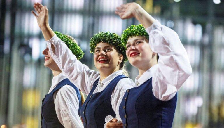 Праздник Песни завершается грандиозными концертами